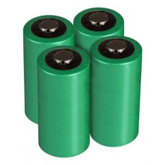 Pack 4 batteries rechargeables LR6  STANLEY