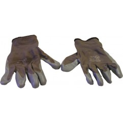 Gants polyamide enduction nitrile