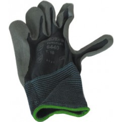 Gants polyamide enduction latex special maçon