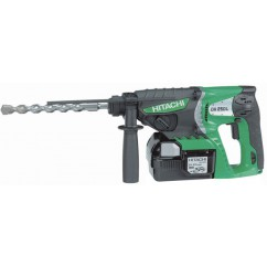 Perforateur burineur 26 mm SDS Plus 25.2V 3Ah 2.8 Joules HITACHI DH25DL