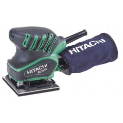 Ponceuse de finition 110 x 100 mm 200 W HITACHI SV12SG